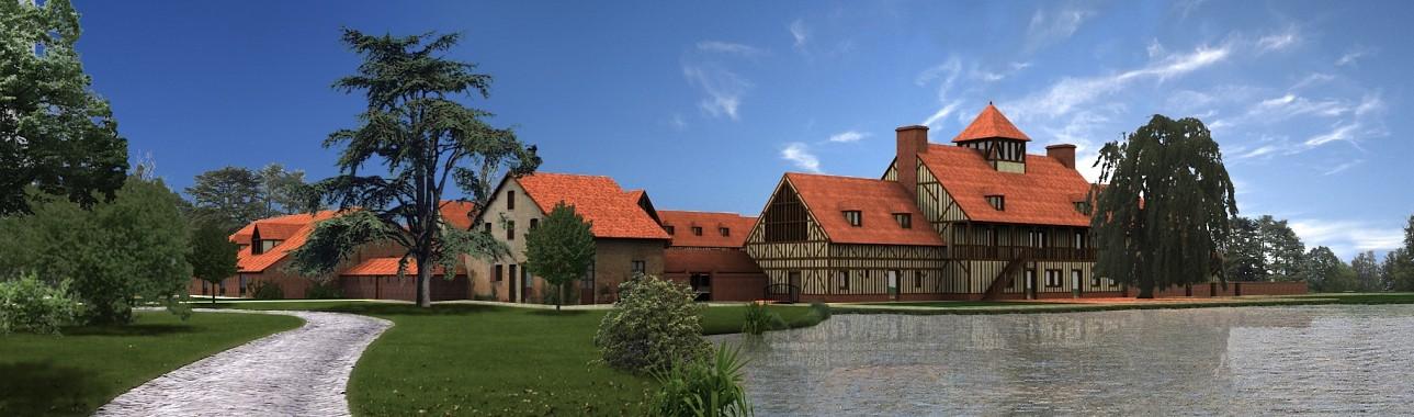 Hotel-Spa en Normandie 1