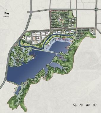 QuingGang lake 2
